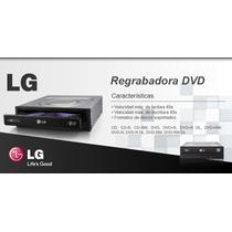 Regrabadora Lg Dvd Interna 3.5 Pc Conect