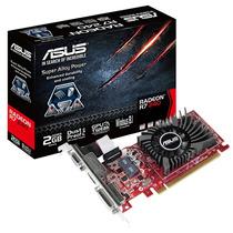 Placa Video Asus Radeon R7 240 2gb Ddr3 Pci-e 3.0 Hdmi Dvi