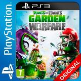 Plants Vs Zombies Ps3 :: Digital :: Garden Warfare Oferta