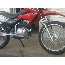 Cubrecarter Honda Xr150l Pro-trail En Mf
