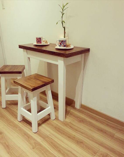 mesa auxiliar para cocina plegable a