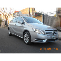 Mercedes Benz Clase B 200 City Blueeficiency ¡¡¡¡ Unico !!!!