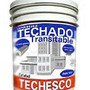 Fibrado Techesco De 20 Litros Color Verde,rojo,o Blanco