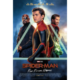 Pelicula Spider Man Lejos De Casa 2019 Latino Hombre Araña