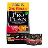 Pro Plan Perro Adulto Raza Mediana X 15 + 3 Kg