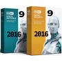 Antivirus Nod32 V9 Licencia Original 2 Año 2pc 2016