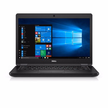 Notebook Dell Latitude 5480 I7 7820h 8gb 1tb 14 Win10 Pro