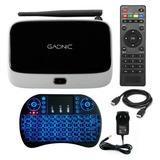 Tv Box Android + Teclado Combo Kit Hdmi Full Hd Smart Tv