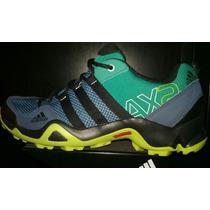 Zapatillas Adidas Ax2 Trekking Trial Aventura. Nuevas!!