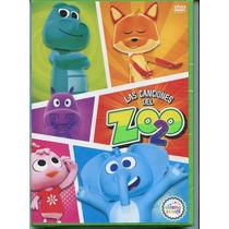 Las Canciones Del Zoo 2 - Varios Interpretes Dvd