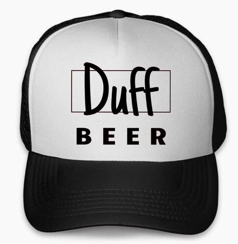 Gorra Simpsons Dona Duff Beer Trucker Unisex 6 Cuotas. Precio    299 Ver en  MercadoLibre c8eb97ece47