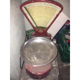 Balanza Comercial Antigua Hasta 15kg Bonfranceschi