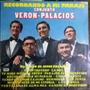 Veron Palacios Vinilo Chamame Recordando Paraje Nuevo Promo