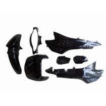 Kit De Plasticos Honda Biz 7 Piezas / Forti Motos