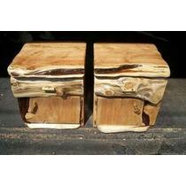 Muebles Rusticos Estilo Tronco En Cipres