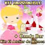 Kit Imprimible Princesa Aurora Bella Durmiente Baby 2x1