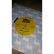 Disco Simple Vinilo Charger Records Df 520 Bobby Crimsom