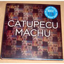 Catupecu Machu Boxset 5 Cds Sellado Cuentos Cuadros Simetria