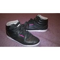 Zapatillas Botitas Reebok Urbanas Color Negro Talle 40