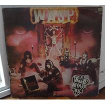 Wasp Primer Disco Vinilo Lp 1984 Edicion Argentina
