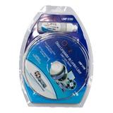 Kit Limpiador Lente Laser Dvd Cd Bd C/ Liquido Ophyr 1° Htec