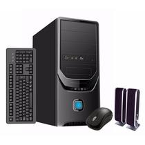 Computadora Pc Oficina Intel Dual Core Disco 500gb 4gb Ddr3