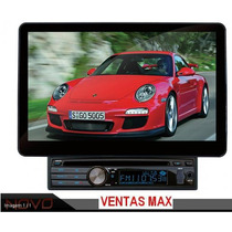 Estereo Pantalla De 10 Dvd- Usb- Sd- Bt Y Tv Digital Desmont
