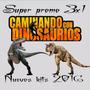 Kit Imprimible Dinosaurios Cumple+candy+imagenes+fondos Mas