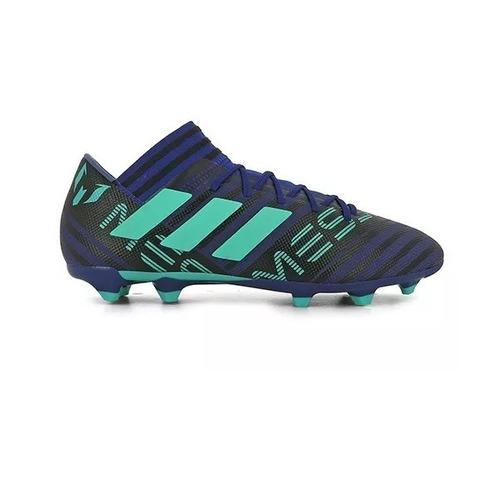 adidas Botín Fútbol Hombre Nemeziz 17.3 Fg Azul verde. Precio    2465 Ver  en MercadoLibre 006ff7f58264f