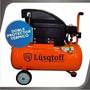 Compresor De Aire 50 Litros Lusqtoff 2.5hp 220v Pro La Cueva