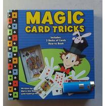 Juego De Magia Con Cartas Magic Card Tricks U.s.a.