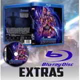 Pelicula Endgame + Extras!!! Blu Ray Full, Precio Y Calidad