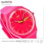 Reloj Swatch New Gent Suor704 Rubin Rebel Wr30mts Gtia Envgr