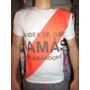 Remera De River Plate Sublimada Muñeco Gallardo Unica!!!!