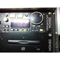 Compactera Doble Dennon Con Mp3