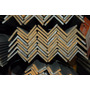 Hierro Angulo 1-1/2 X 1/8 (38,5 X 3,2mm) En Barras X 6 Mtrs