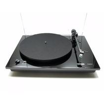 Thorens Td295 Bandeja Giradisco Semi Automática C/ Tapa Acri