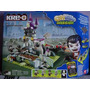 Kreo City Ville Invasion Hunter Hasbro
