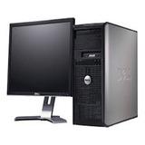 Computadora Completa Dual Core - 4gb - Monitor Lcd