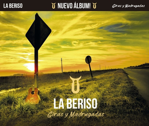 La Beriso Giras Y Madrugadas Cd Nuevo 2019 Original
