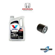 Service Honda Hrv 110000 Km + Escaneo + Aceite + Filtro 110k