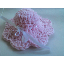 Souvenirs Ideal 15 Años - Nenas - Capelinas Tejidas Crochet