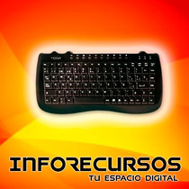 Teclado Multimedia Mini Usb 78033 - Noganet