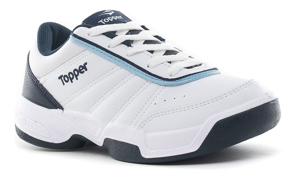Zapatillas Tie Break Iii Blanca Topper