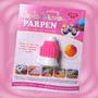 Cupla Tricolor Parpen Para Decorar Cupcakes