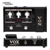 Vox Stomplab 2g Pedalera Multi Efectos Guitarra C/pedal Full
