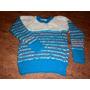 Sweater Artesanal De Lana