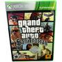 Grand Theft Auto San Andreas Gta X- Box 360 - Minijuegosnet