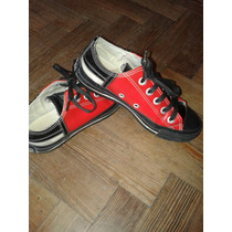 Oportunidad!!! Zapatillas All Star T.36, Charoladas
