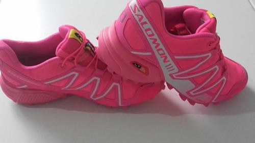 zapatillas para mujer salomon mercadolibre a250dc64a7e1
